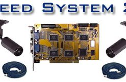 COMPLETE 8 COLOR CAMERA REAL TIME SYSTEM USING YOUR OWN PC  ***PC-Based***