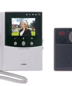 CYREX MC750 COLOR EXPANDABLE VIDEO INTERCOM SYSTEM