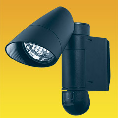 DCL-450 LED LIGHT CAMERA TRIGGERS UPON MOTION