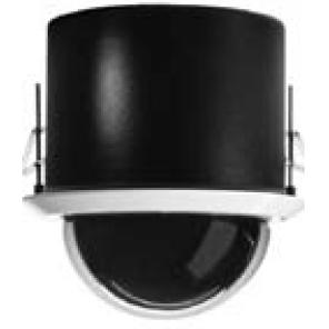 PELCO DF5-PB-0 Fixed Mount Indoor Smoked Black Pendant No Cam