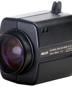 PELCO 13ZD6X8 Lens 1/3 in. Mzd Zm 6X 648mm AI DC Drive