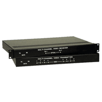 PANASONIC MRT880 8-channel video module/rack card transmitter – multimode