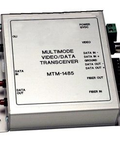 PANASONIC MTM1485 Video/RS-485 module transmitter – multimode